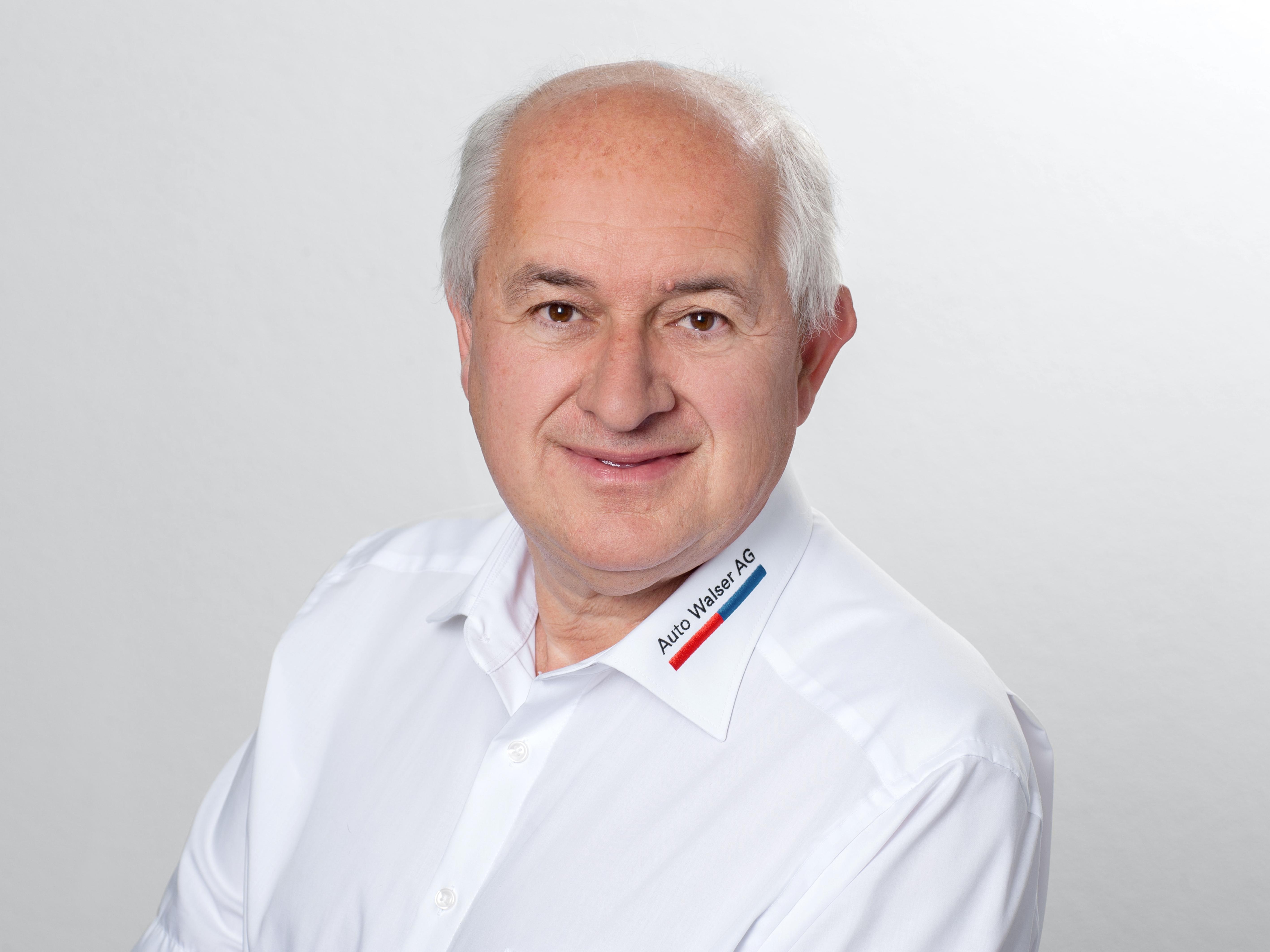 Fausto Becci : BMW Verkaufsleiter / VR Mitglied