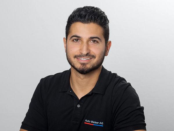 Abgar Haddad : Werkstattleiter