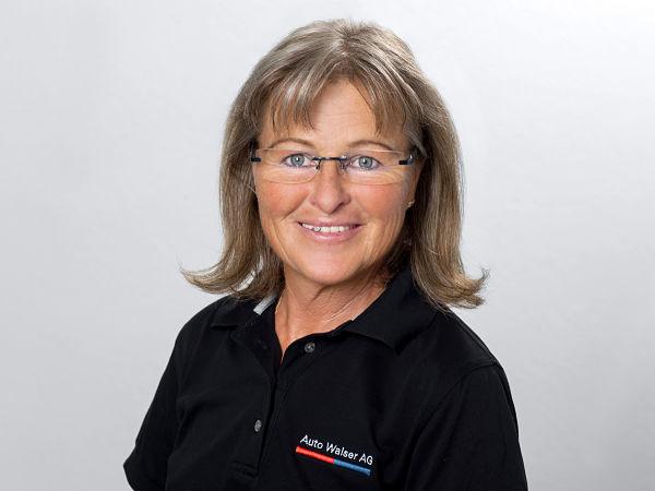 Ruth Gabl : Fahrzeugaufbereiterin