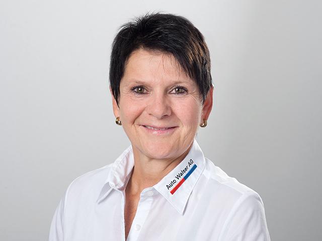Trudy Jäger : Buchhalterin