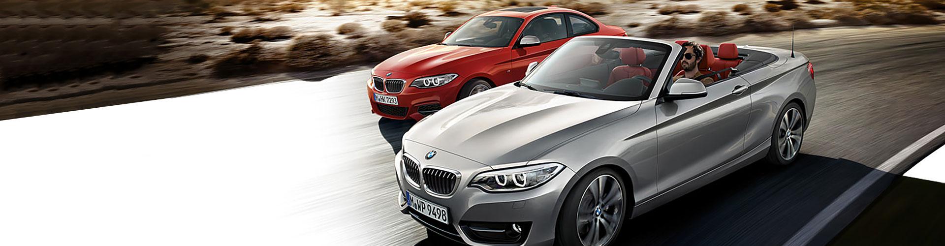 Neuer BMW 2er Cabrio