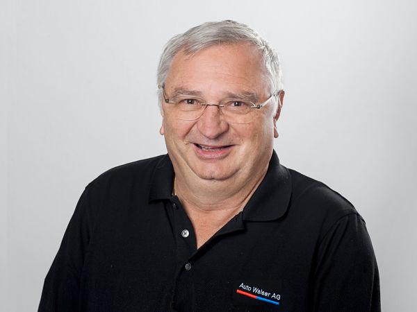 Ruedi Tschirky : Hol- und Bringservice